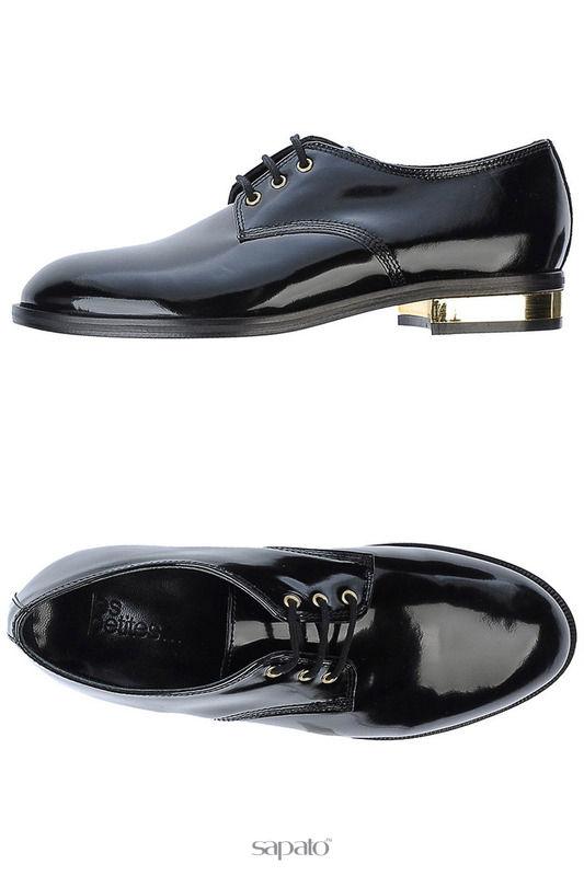 Туфли LES PETITES... Туфли чёрные