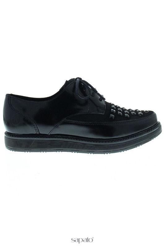 Ботинки Bronx Ботинки красные