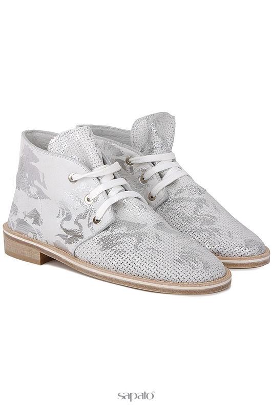 Ботинки GIEMME Ботинки бежевые