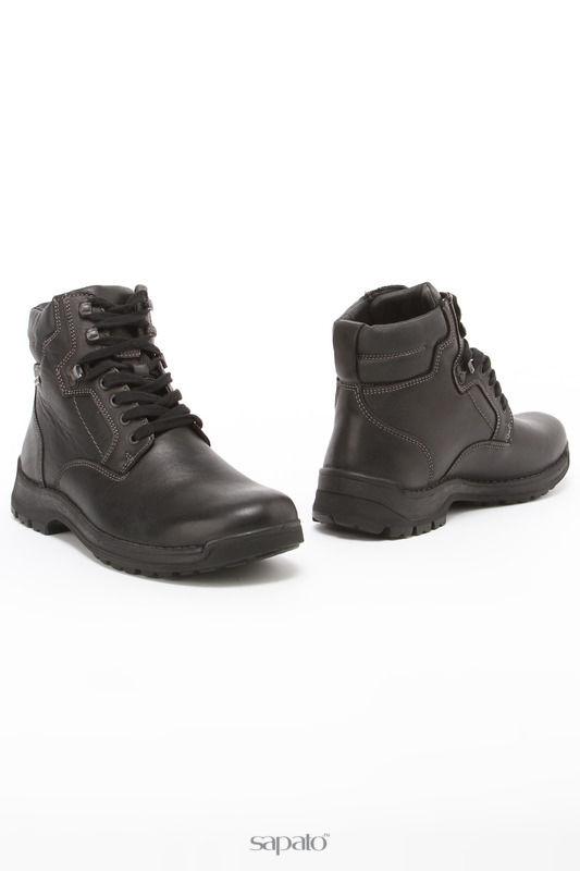 Ботинки IMAC Полусапожки чёрные