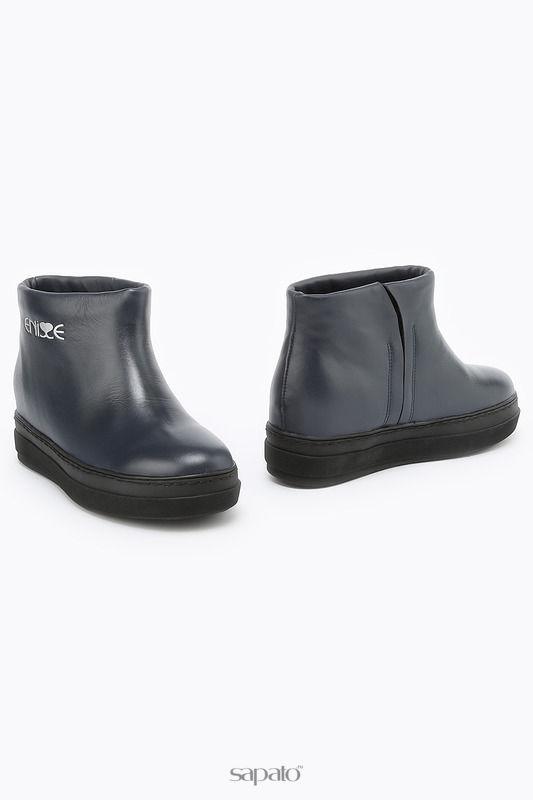 Ботинки ENISSE Ботинки синие
