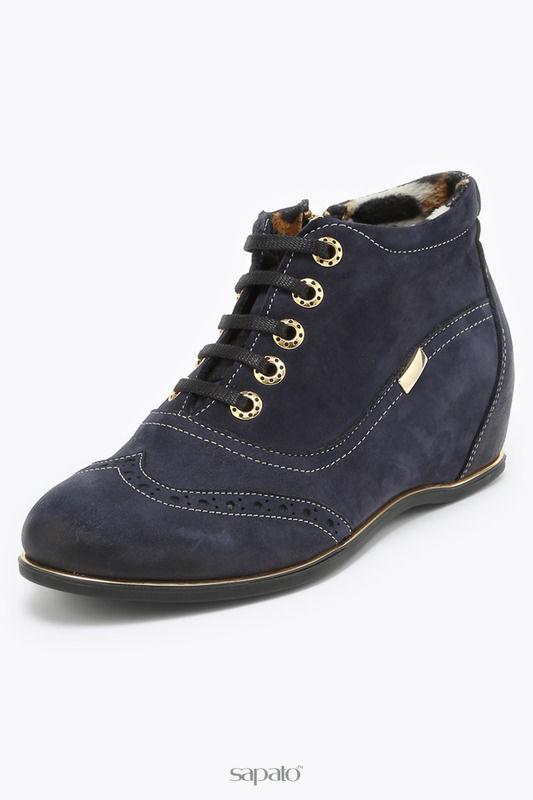 Ботинки C&S Ботинки синие