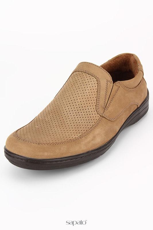 Ботинки Ralf Ringer Полуботинки бежевые