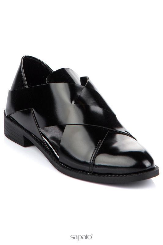 Ботинки Pembe Potin Ботинки чёрные