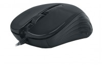 REAL-EL RM-400 Silent Black USB
