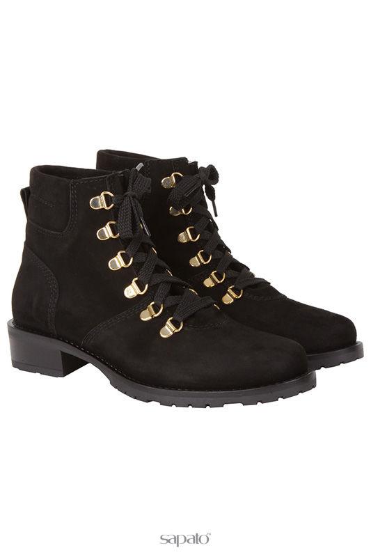 Ботинки Alessandro Ботинки чёрные