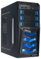 ExeGate EVO-7206 w/o PSU Black