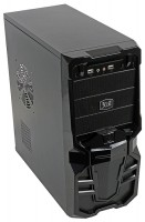3Cott 3C-ATX113G w/o PSU Black