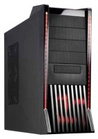 CASECOM Technology KM-9288 500W Black/red