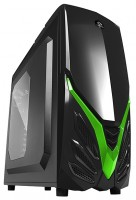 RaidMAX Viper II w/o PSU Black/green
