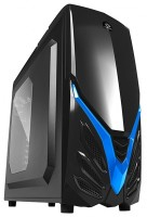 RaidMAX Viper II w/o PSU Black/blue