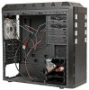 MAXcase PW6811 w/o PSU Black/red
