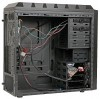 MAXcase PW6811 w/o PSU Black/blue