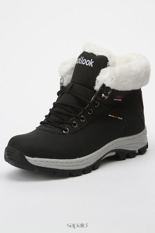 Ботинки COOLLOOK Ботинки чёрные