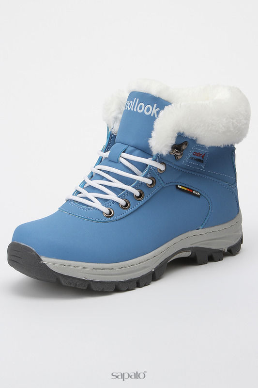 Ботинки COOLLOOK Ботинки голубые