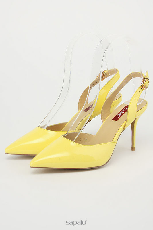 Босоножки Milana Босоножки жёлтые
