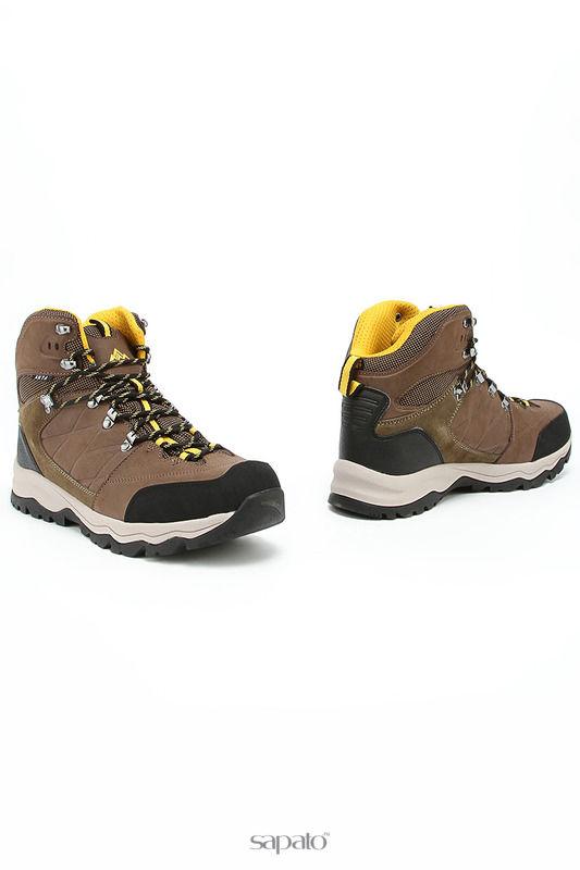 Ботинки Anta Ботинки коричневые