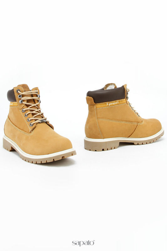 Ботинки Sprandi Ботинки бежевые