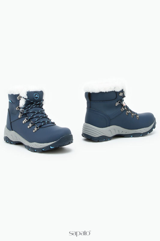 Ботинки Anta Ботинки синие