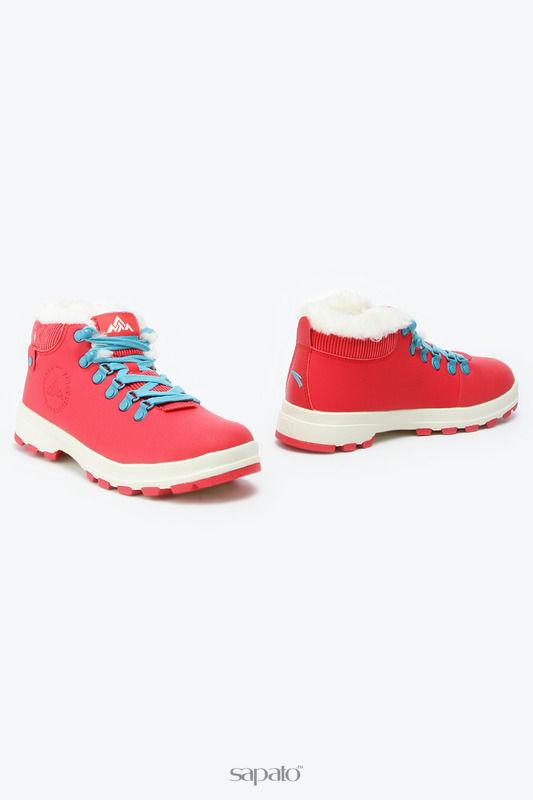 Ботинки Anta Ботинки красные