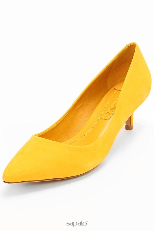 Туфли Schutz Туфли жёлтые