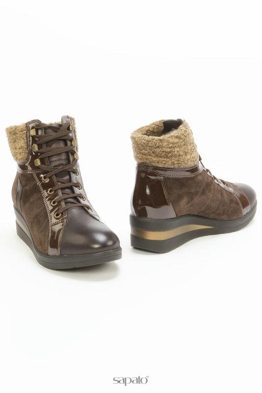 Ботинки Monis Ботинки коричневые