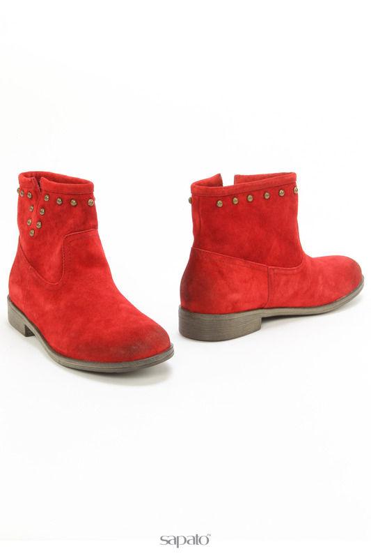 Ботинки Monis Ботинки красные