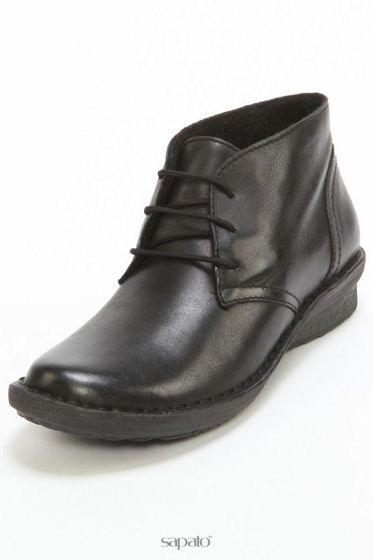 Ботинки Aeros Ботинки чёрные