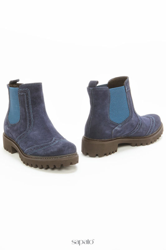 Ботинки Aeros Ботинки синие