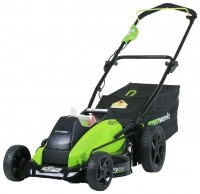 Greenworks 2500407 G-MAX 40V 18-Inch DigiPro