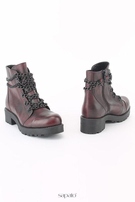 Ботинки Zumita Ботинки красные