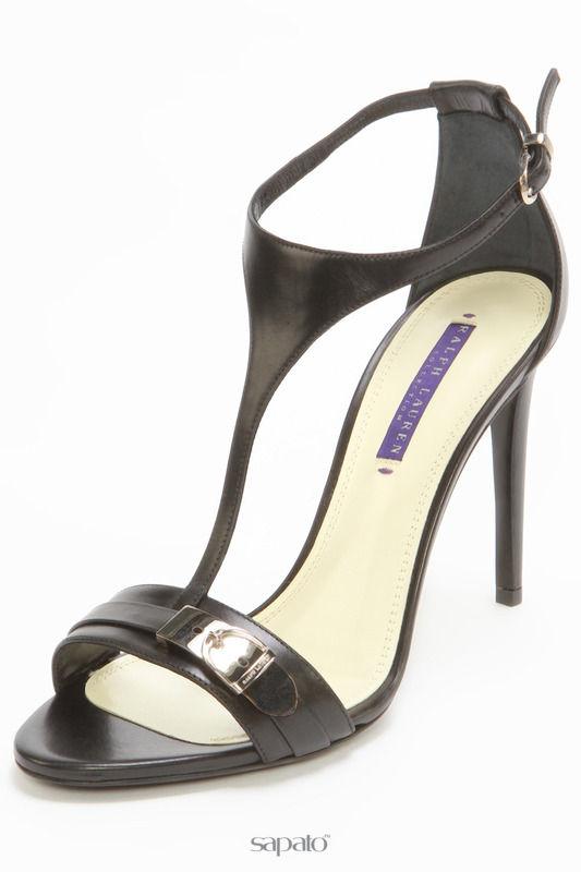 Туфли Polo Ralph Lauren Туфли чёрные