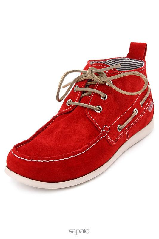 Ботинки STORM Ботинки красные