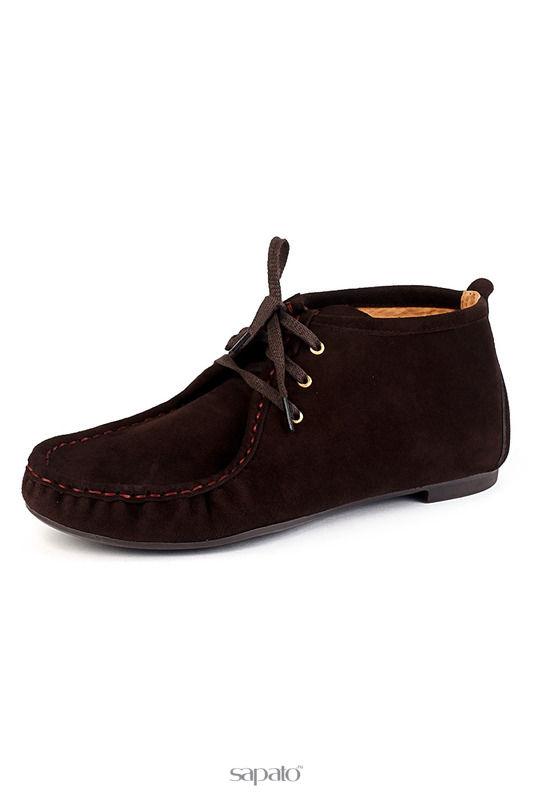 Ботинки AVAVA Ботинки коричневые