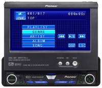 Pioneer AVH-P5700DVD