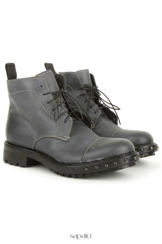 Ботинки Frankie Morello Ботинки серые