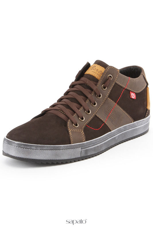 Ботинки BERTOLI Ботинки коричневые
