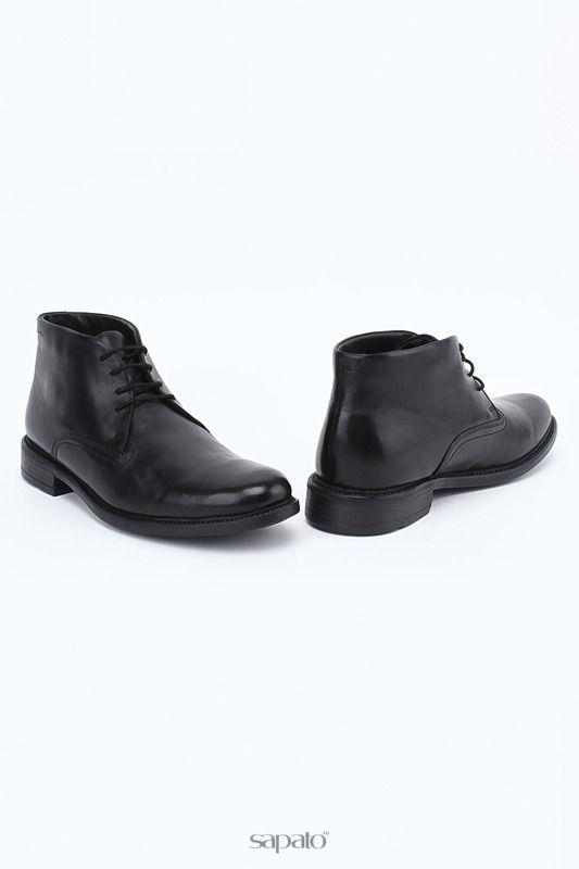 Ботинки Clarks Ботинки чёрные