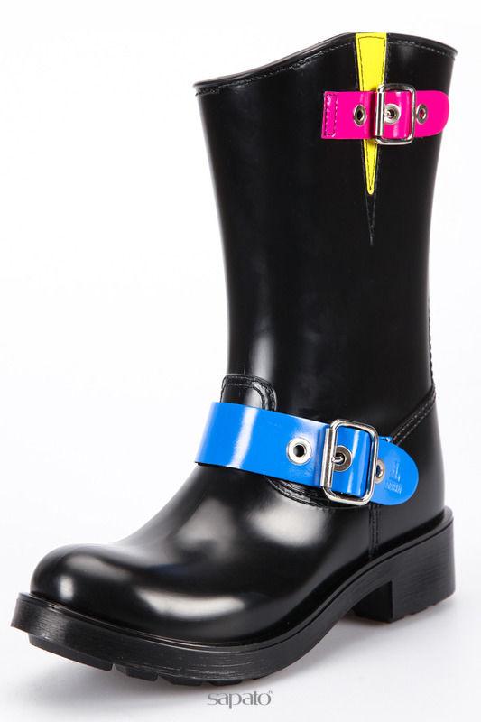 Ботинки Loriblu Ботинки фиолетовые