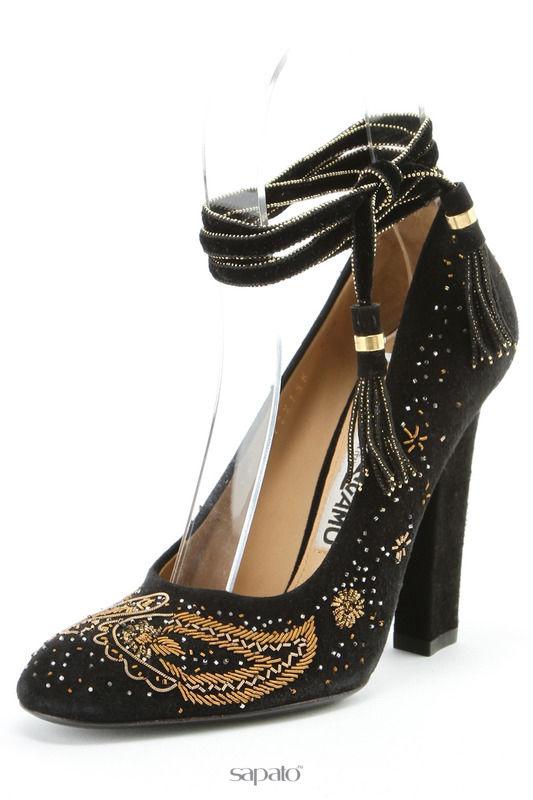 Туфли Salvatore Ferragamo Туфли чёрные