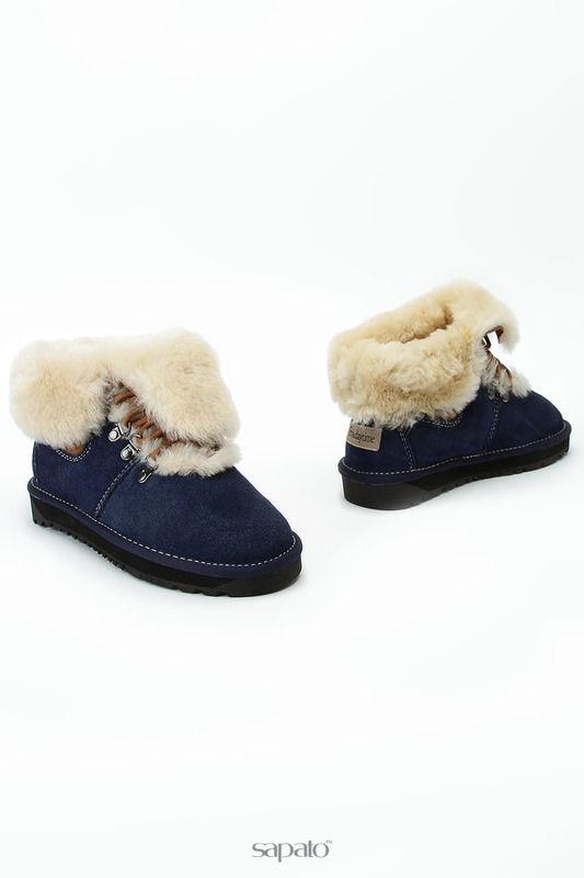 Ботинки FRI&DAYTIME Ботинки синие