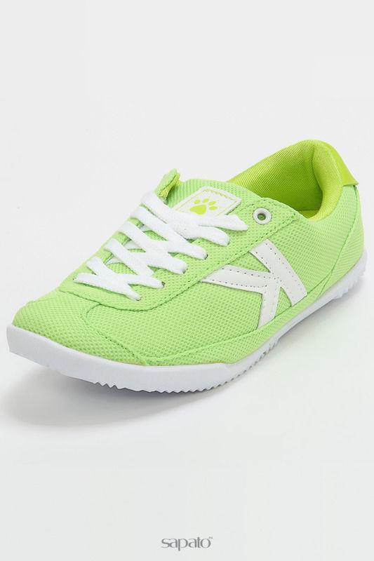 Кроссовки KELME Кроссовки зеленые