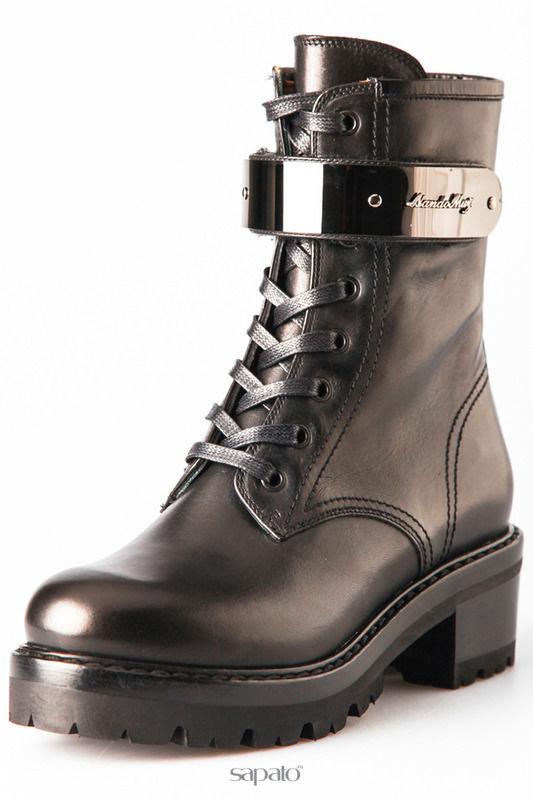 Ботинки Nando Muzi Ботинки золотистые