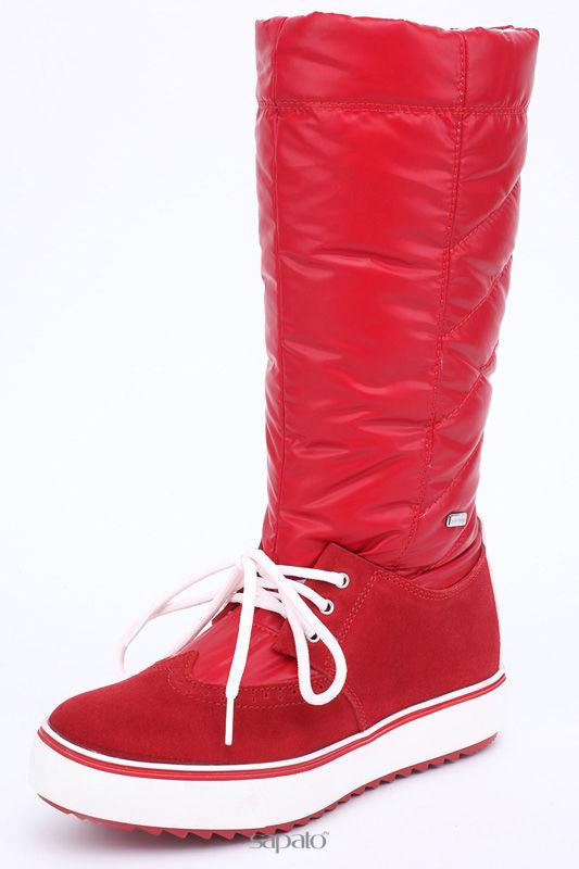 Сапоги Alaska Originale Сапоги красные