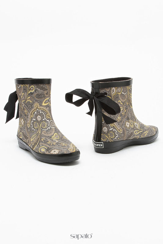 Ботинки Cooper Ботинки жёлтые