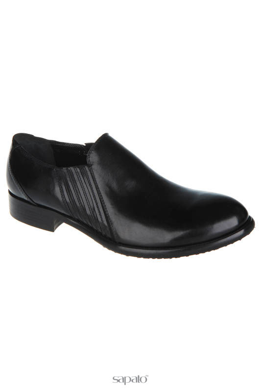 Ботинки Paolo Conte Полуботинки закрытые чёрные