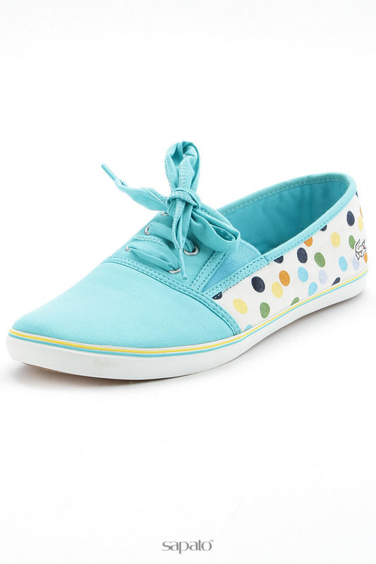 Кеды Lacoste Обувь голубые