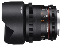 Samyang 10mm T3.1 ED AS NCS CS VDSLR Fujifilm X