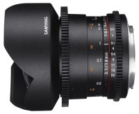 Samyang 14mm T3.1 ED AS IF UMC VDSLR Fujifilm X