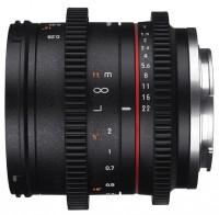 Samyang 21mm T1.5 ED AS UMC CS Canon M